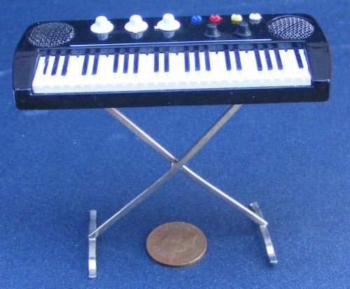 Tumdee Dolls House Miniature Musical Instruments