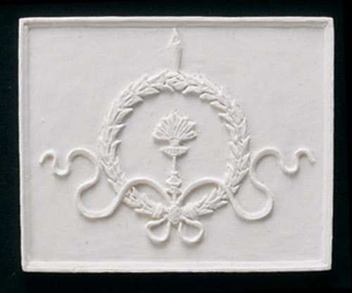 1:12 Scale Plaster Wall Panel 6cm x 4.7cm Tumdee Dolls House Accessory 563